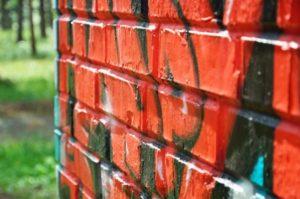 AGO proti graffiti na naší zdi Praha