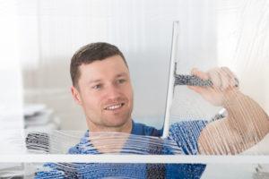 specialisté na mytí oken