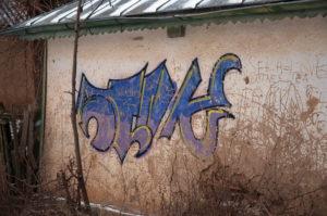 Existuje nějaký nátěr jako prevence proti graffiti? Praha