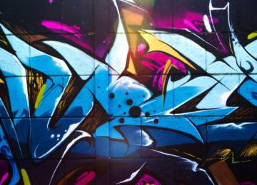 Graffiti se zbavíme snadno