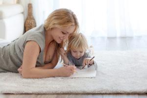 jak spolehlivě umýt koberec