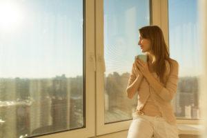 Jak vyleštit okna v domácnosti