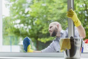 Mytí a čištění reklam