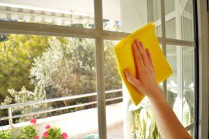 dokonalé čistění oken
