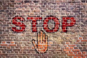 Stop graffiti