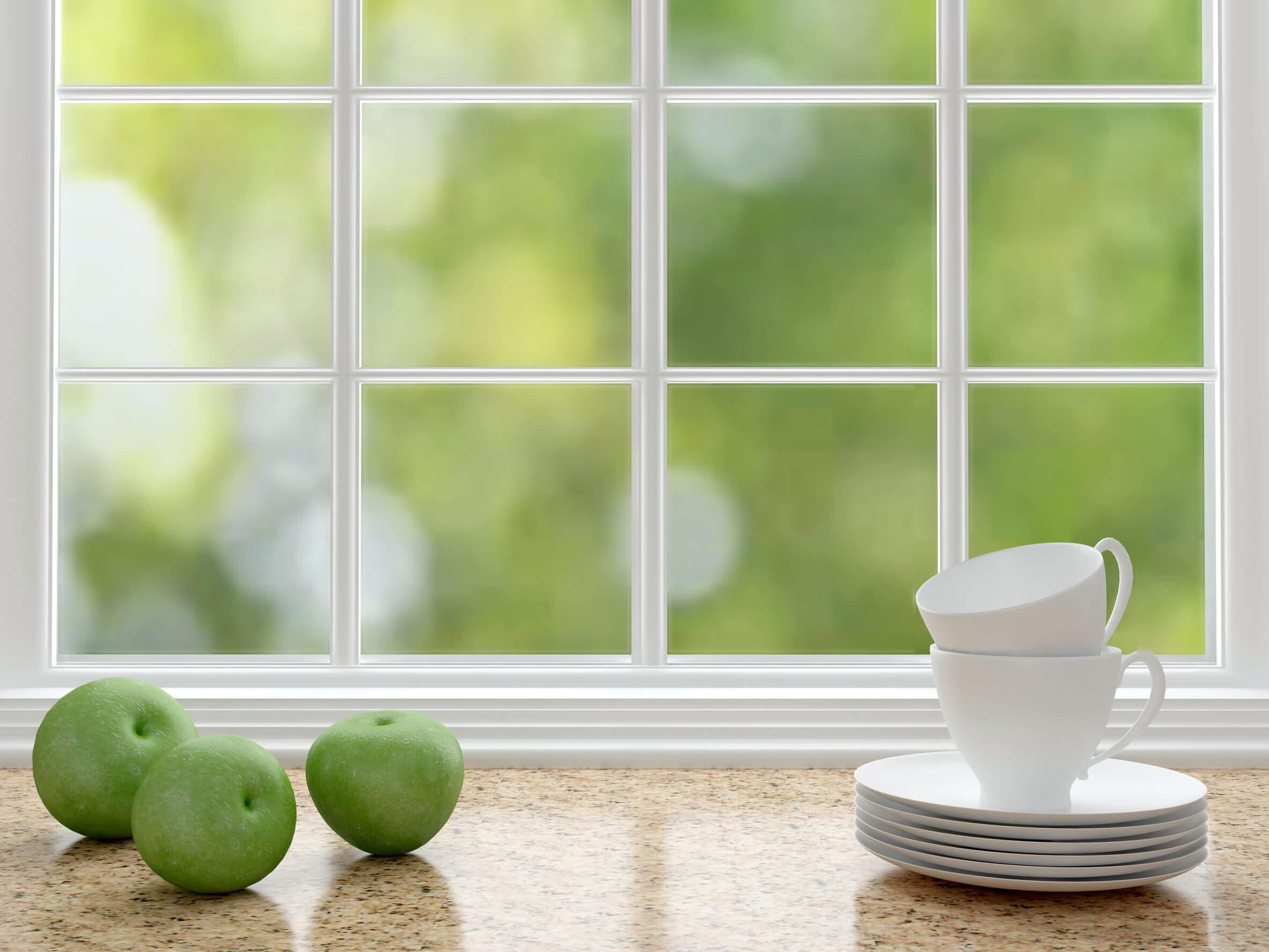 leštění oken bez leštících přípravků