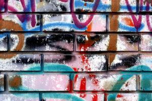 Graffiti jsou problém měst