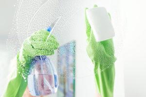 domácí přípravky na mytí oken