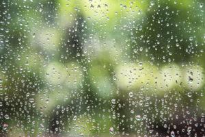 Nanoimpregnace na oknech