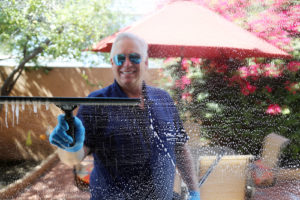 Profesionální mytí oken