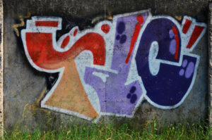 ochrana před graffiti