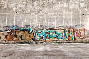 graffiti se nezamaluje