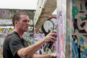 Prevence před sprejery a graffiti
