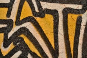 graffiti se nezbavíme jen tak