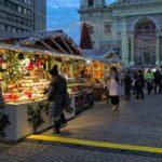 vianocne trhy budapest