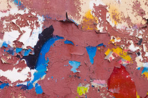 rady jak odstranit graffiti
