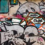 graffiti odstraňování ze zdí