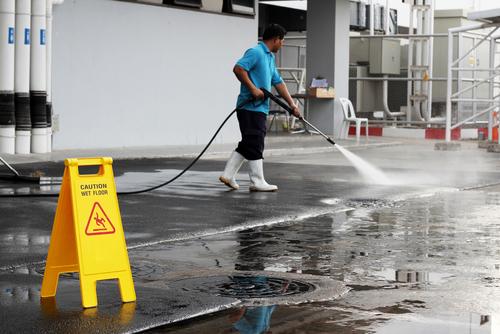 Brno podlahy, mytí