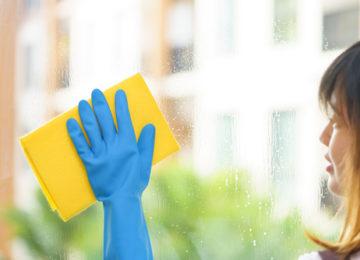 Ostrava okna mytí