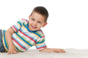 jak správně čistit koberec