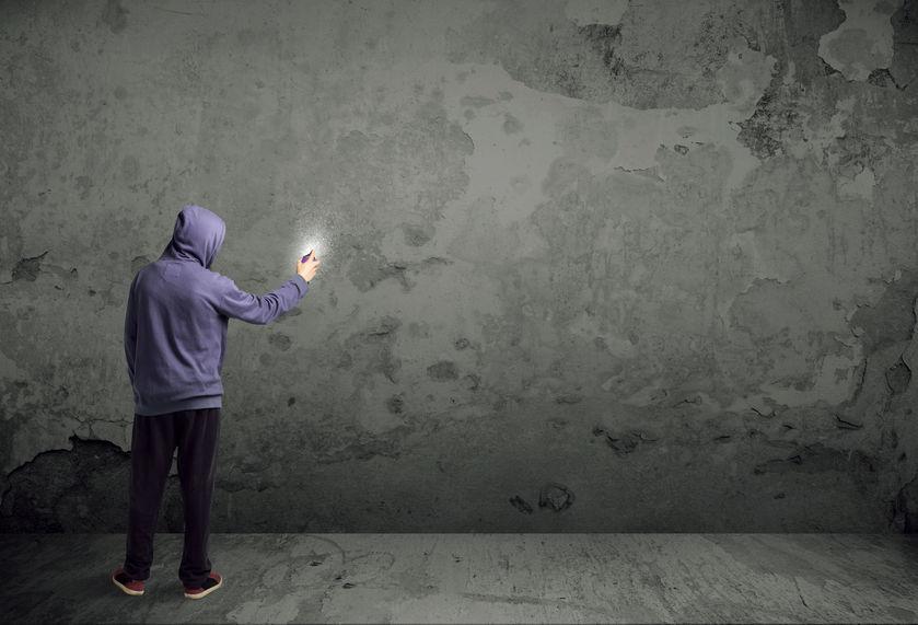 Odstraňování graffiti Ústí nad Labem