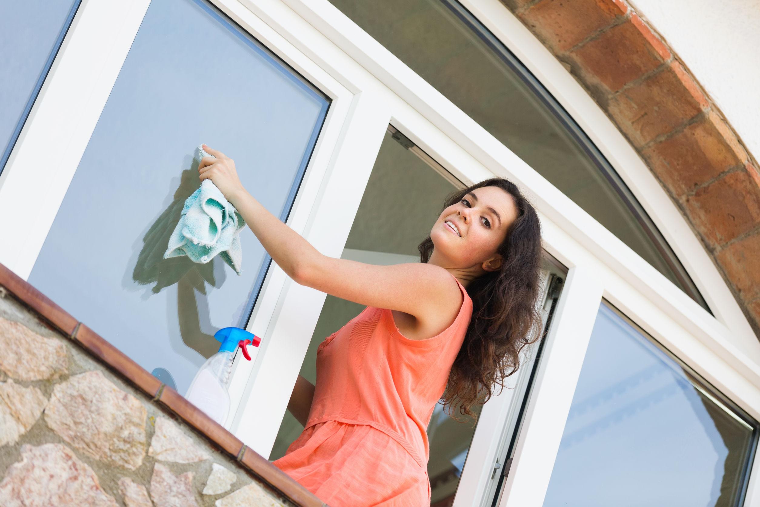 mytí oken Plzeň