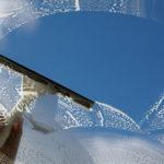 mytí oken domácnosti