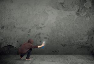 graffiti jak proti nim