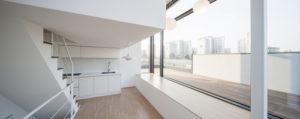 Čištění fasád a umývání oken