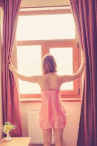 Mytí oken, skel a výloh