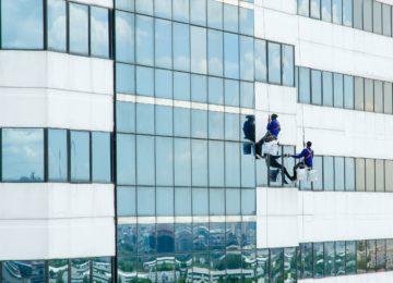 Košice okná čistenie