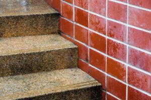 čistenie betónu a dlaždíc