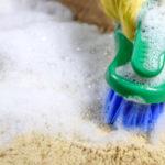 Přípravky na čištění koberce