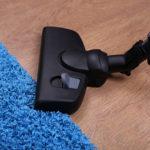 Metody čištění koberců