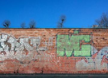 Nátěr proti graffiti