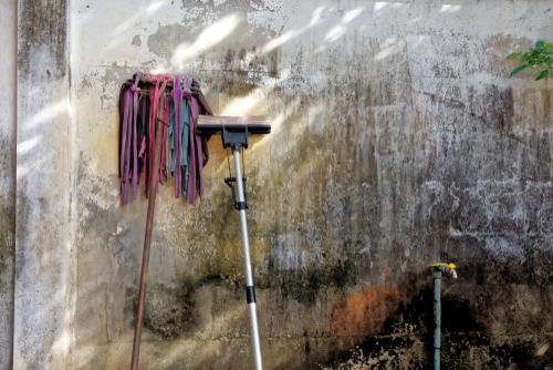 Plzeň čištění, fasády a plísně
