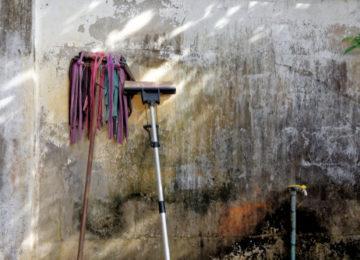 Plísně Plzeň, čištění fasád