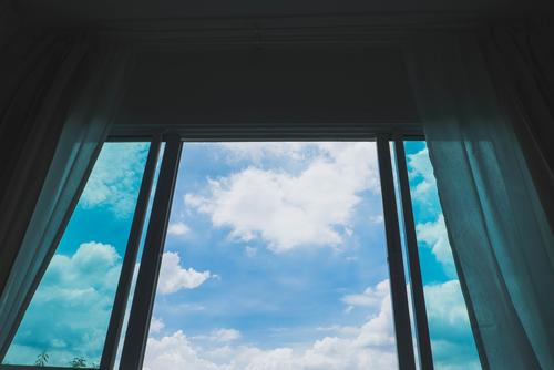 Špinavé okna