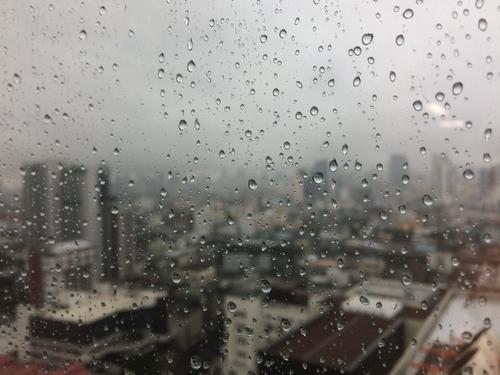 Znečištěné okna