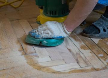 mytí průmyslových podlah