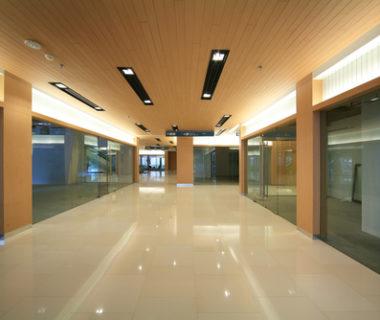 Umývání betonových podlah