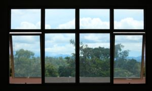 mytí oken ordinace