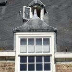 mytí oken po rekonstrukci