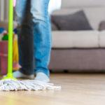 chemické čištění podlah