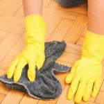 schopná firma na čištění podlah
