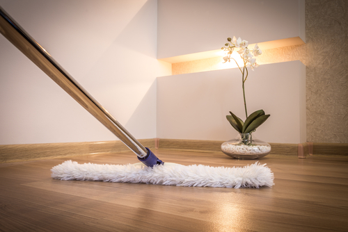 Brno mytí podlah