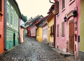 Špinavá fasáda, čištění Plzeň